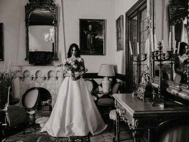 La boda de Estefanía y Sergio en Cubas De La Sagra, Madrid 55