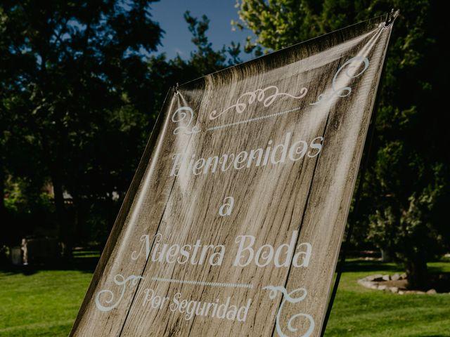 La boda de Estefanía y Sergio en Cubas De La Sagra, Madrid 56