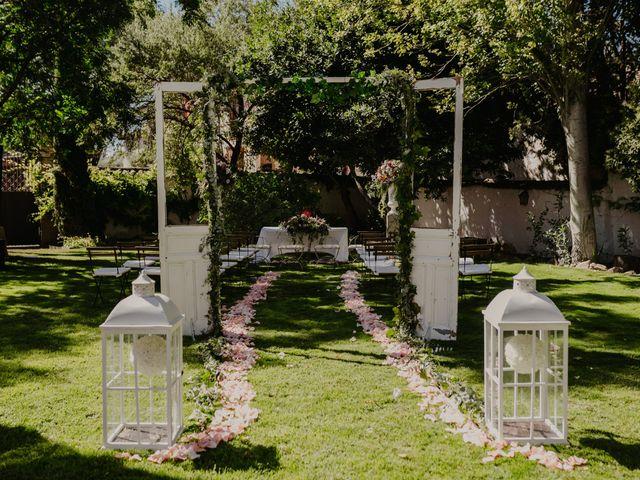 La boda de Estefanía y Sergio en Cubas De La Sagra, Madrid 58