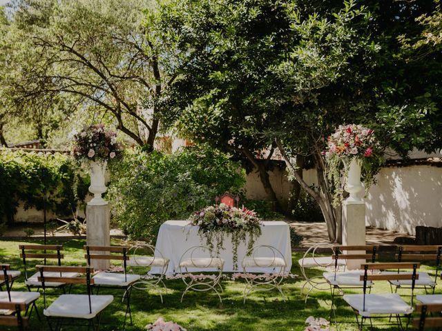 La boda de Estefanía y Sergio en Cubas De La Sagra, Madrid 59