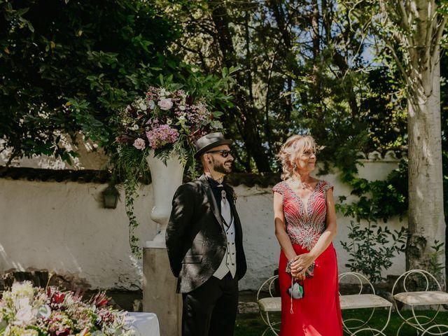 La boda de Estefanía y Sergio en Cubas De La Sagra, Madrid 60