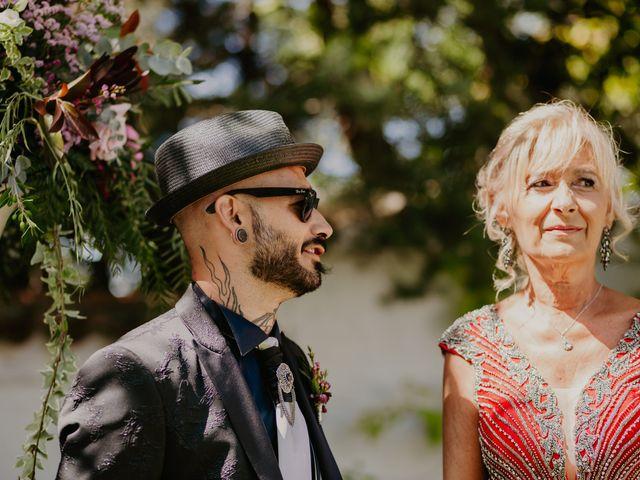La boda de Estefanía y Sergio en Cubas De La Sagra, Madrid 61