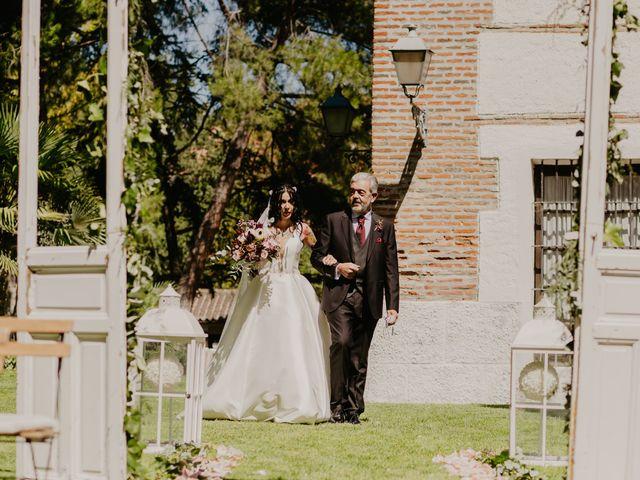 La boda de Estefanía y Sergio en Cubas De La Sagra, Madrid 65