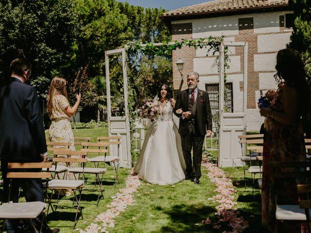 La boda de Estefanía y Sergio en Cubas De La Sagra, Madrid 66