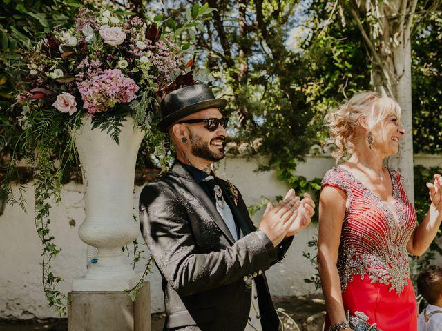 La boda de Estefanía y Sergio en Cubas De La Sagra, Madrid 67