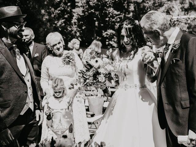 La boda de Estefanía y Sergio en Cubas De La Sagra, Madrid 68