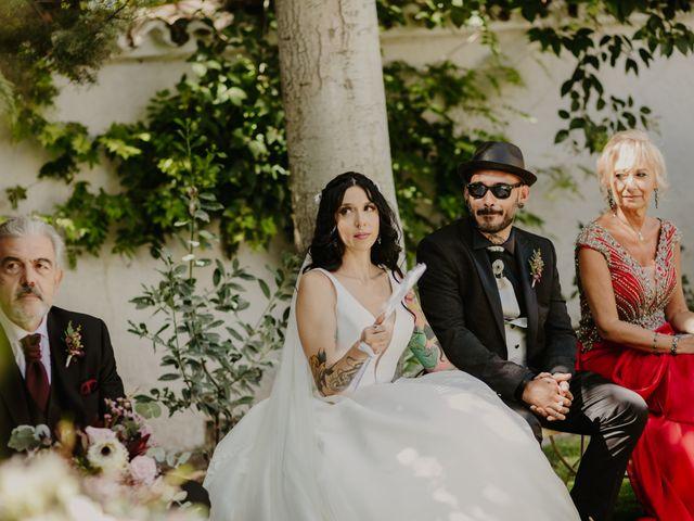 La boda de Estefanía y Sergio en Cubas De La Sagra, Madrid 69