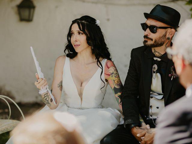 La boda de Estefanía y Sergio en Cubas De La Sagra, Madrid 70