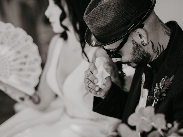 La boda de Estefanía y Sergio en Cubas De La Sagra, Madrid 71