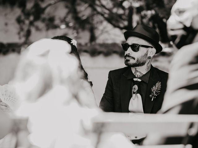 La boda de Estefanía y Sergio en Cubas De La Sagra, Madrid 74