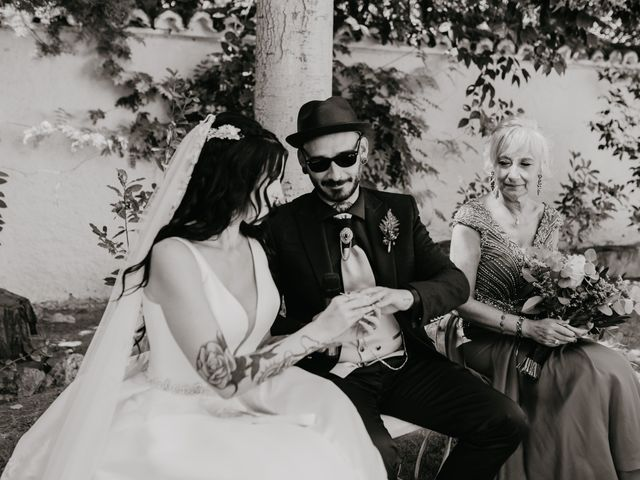 La boda de Estefanía y Sergio en Cubas De La Sagra, Madrid 76
