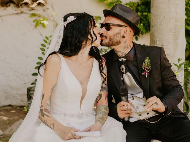 La boda de Estefanía y Sergio en Cubas De La Sagra, Madrid 77