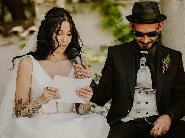 La boda de Estefanía y Sergio en Cubas De La Sagra, Madrid 78