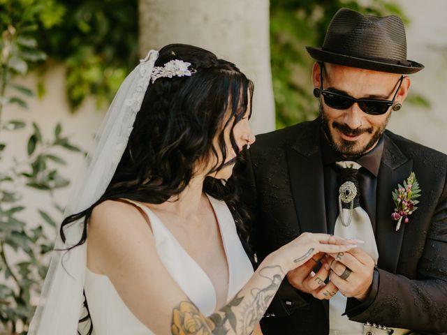La boda de Estefanía y Sergio en Cubas De La Sagra, Madrid 79