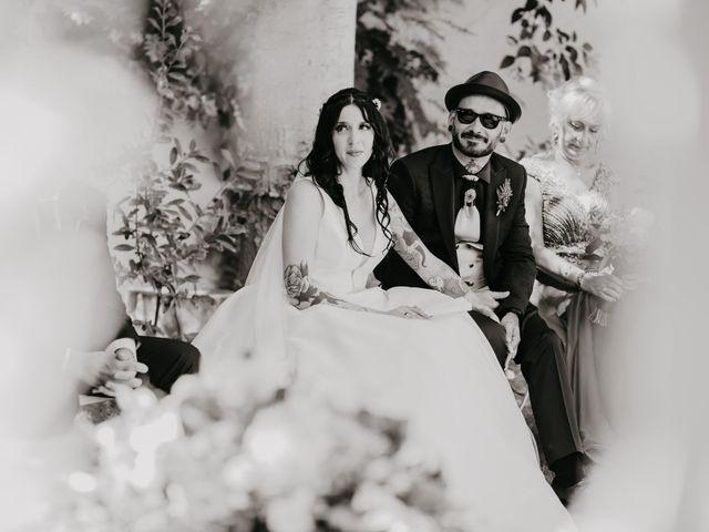 La boda de Estefanía y Sergio en Cubas De La Sagra, Madrid 80