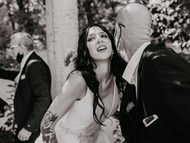 La boda de Estefanía y Sergio en Cubas De La Sagra, Madrid 82
