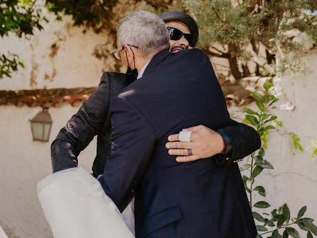 La boda de Estefanía y Sergio en Cubas De La Sagra, Madrid 83