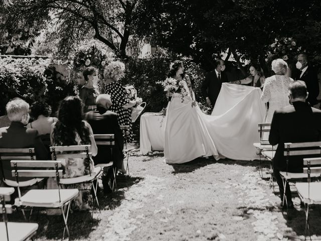 La boda de Estefanía y Sergio en Cubas De La Sagra, Madrid 84