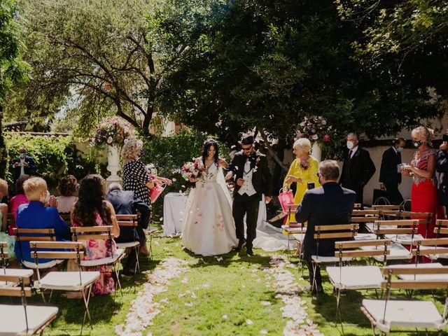 La boda de Estefanía y Sergio en Cubas De La Sagra, Madrid 85