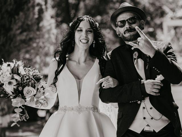 La boda de Estefanía y Sergio en Cubas De La Sagra, Madrid 88