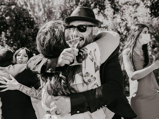 La boda de Estefanía y Sergio en Cubas De La Sagra, Madrid 89