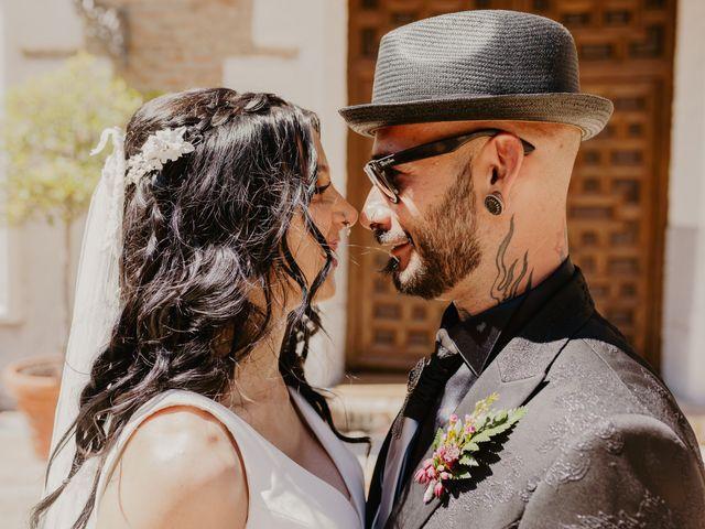 La boda de Estefanía y Sergio en Cubas De La Sagra, Madrid 91