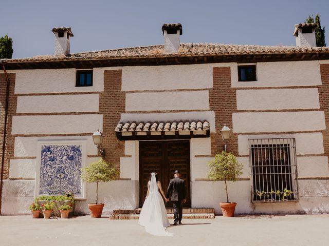 La boda de Estefanía y Sergio en Cubas De La Sagra, Madrid 92