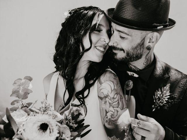 La boda de Estefanía y Sergio en Cubas De La Sagra, Madrid 95