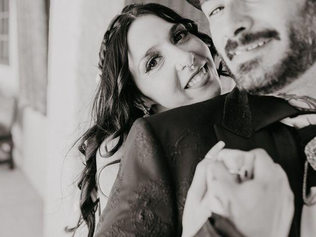 La boda de Estefanía y Sergio en Cubas De La Sagra, Madrid 96