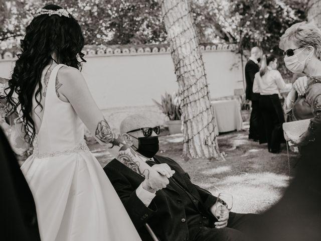 La boda de Estefanía y Sergio en Cubas De La Sagra, Madrid 102