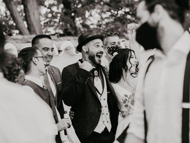 La boda de Estefanía y Sergio en Cubas De La Sagra, Madrid 103