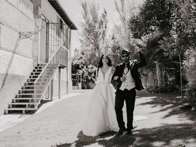 La boda de Estefanía y Sergio en Cubas De La Sagra, Madrid 105