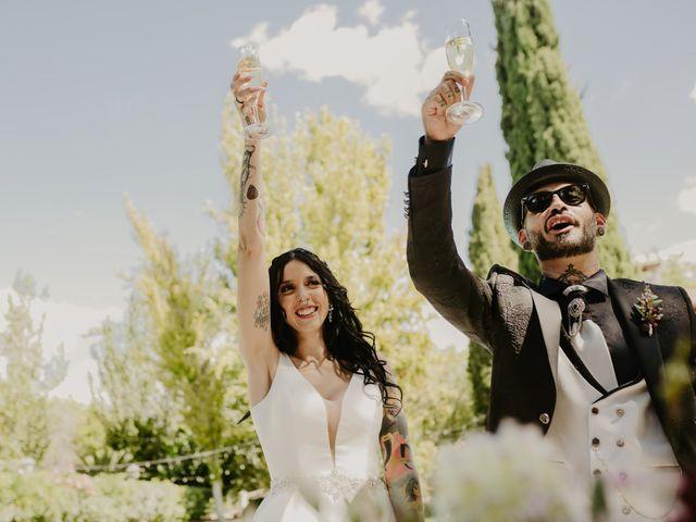 La boda de Estefanía y Sergio en Cubas De La Sagra, Madrid 106