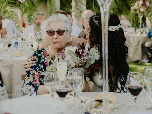 La boda de Estefanía y Sergio en Cubas De La Sagra, Madrid 107