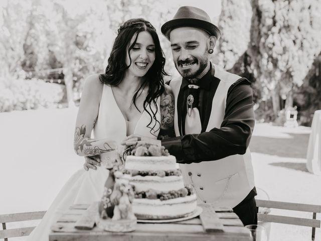 La boda de Estefanía y Sergio en Cubas De La Sagra, Madrid 110