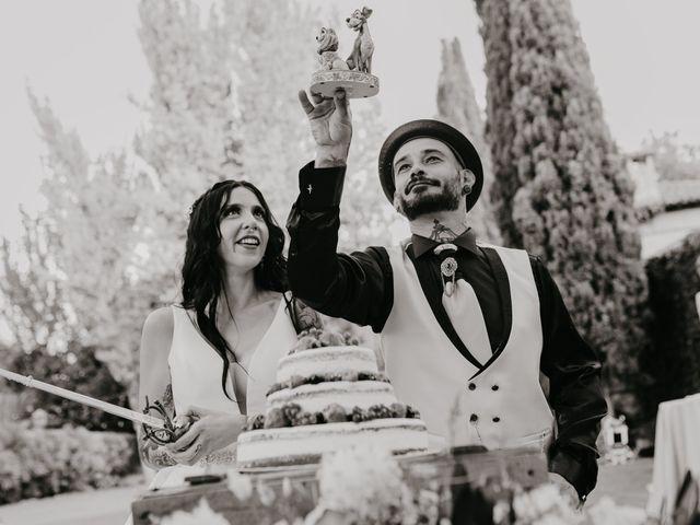 La boda de Estefanía y Sergio en Cubas De La Sagra, Madrid 112