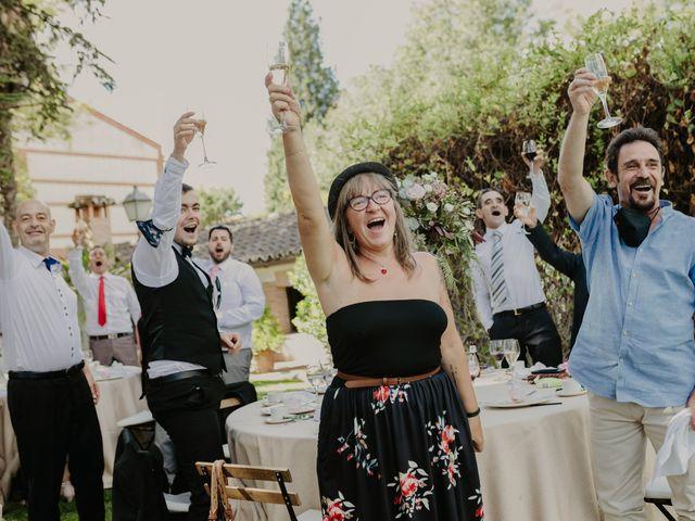 La boda de Estefanía y Sergio en Cubas De La Sagra, Madrid 113