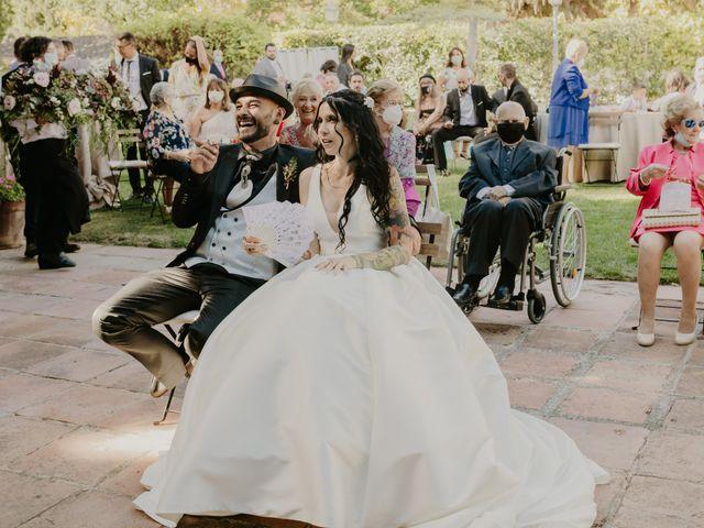 La boda de Estefanía y Sergio en Cubas De La Sagra, Madrid 114