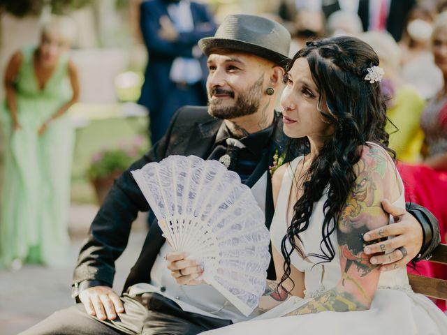 La boda de Estefanía y Sergio en Cubas De La Sagra, Madrid 115