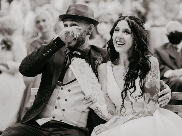 La boda de Estefanía y Sergio en Cubas De La Sagra, Madrid 116