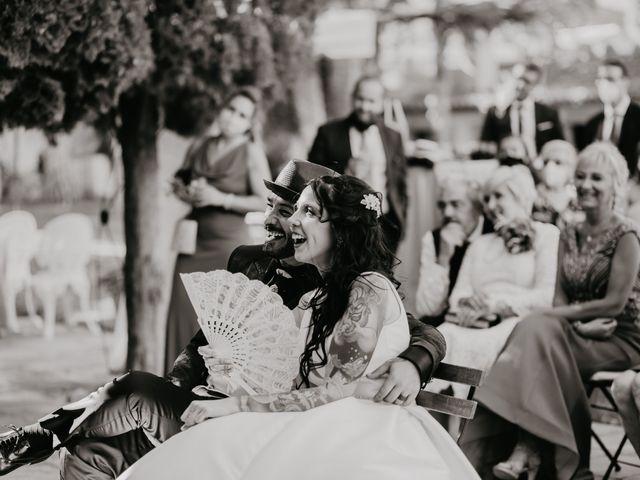 La boda de Estefanía y Sergio en Cubas De La Sagra, Madrid 118