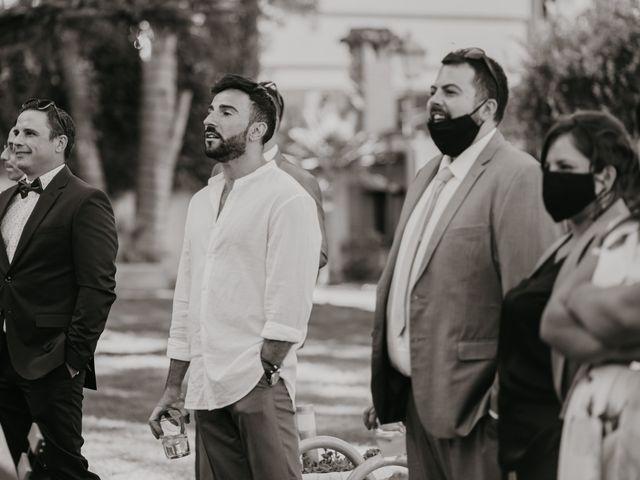 La boda de Estefanía y Sergio en Cubas De La Sagra, Madrid 119