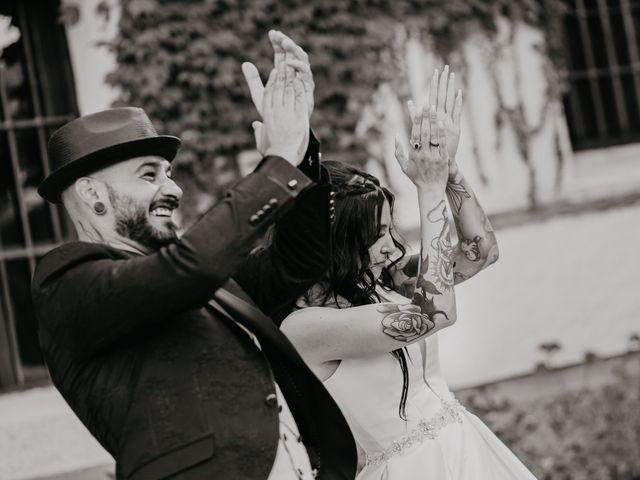 La boda de Estefanía y Sergio en Cubas De La Sagra, Madrid 124