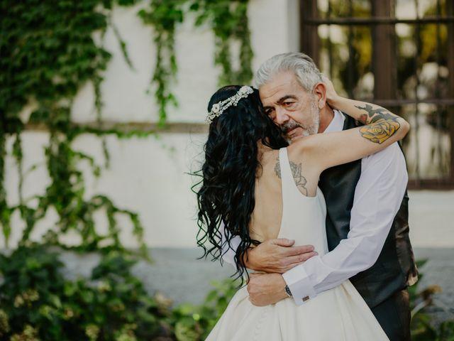 La boda de Estefanía y Sergio en Cubas De La Sagra, Madrid 125