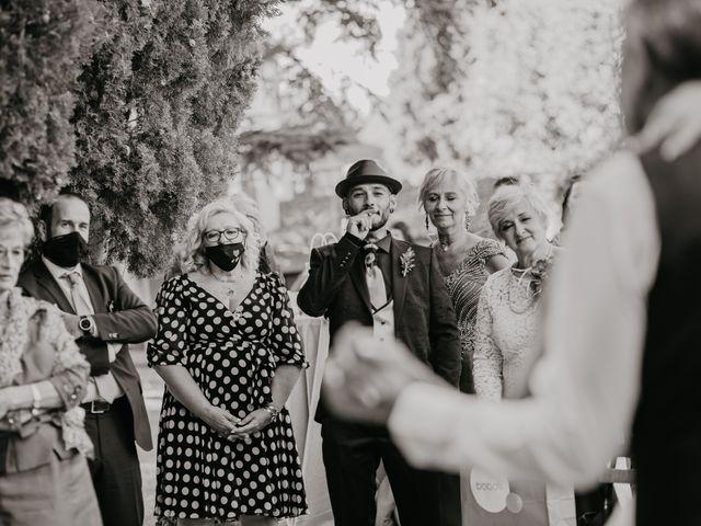 La boda de Estefanía y Sergio en Cubas De La Sagra, Madrid 126