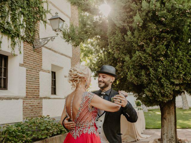 La boda de Estefanía y Sergio en Cubas De La Sagra, Madrid 127