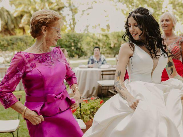 La boda de Estefanía y Sergio en Cubas De La Sagra, Madrid 130