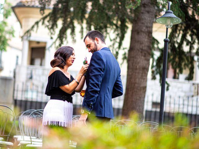 La boda de Carlos y Lucía en Ávila, Ávila 17