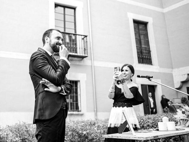 La boda de Carlos y Lucía en Ávila, Ávila 23