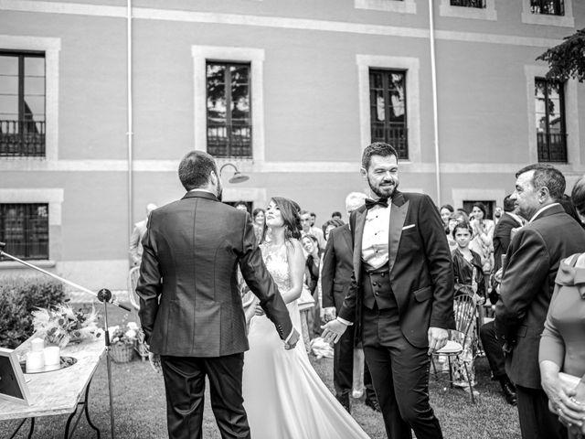 La boda de Carlos y Lucía en Ávila, Ávila 24